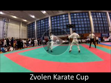 Karate Klub Zvolen promo video